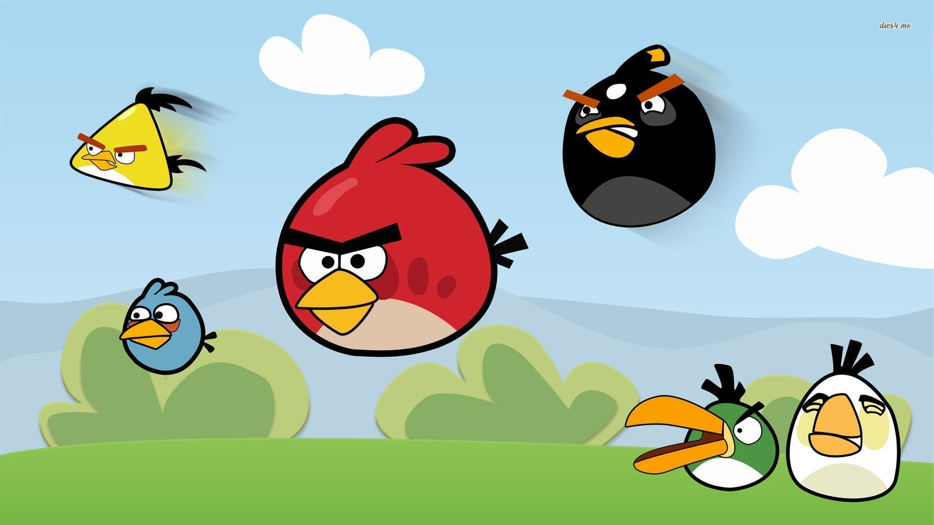 The Angry Birds Movie HD Desktop iPhone iPad Wallpapers 19201080