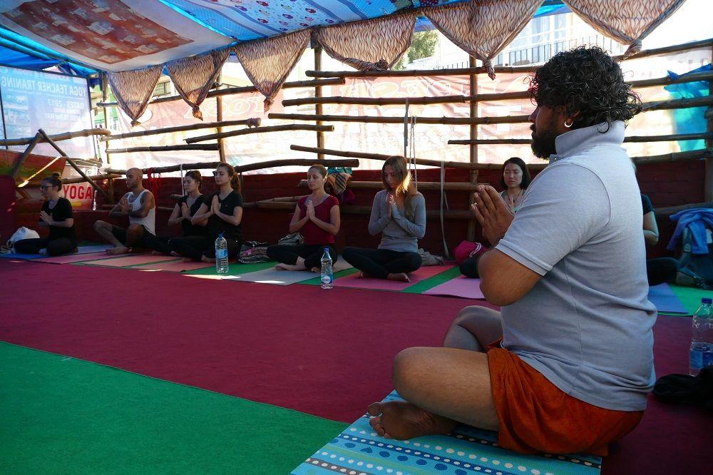 Alpeshyoga proudly shares reviews of yoga students who