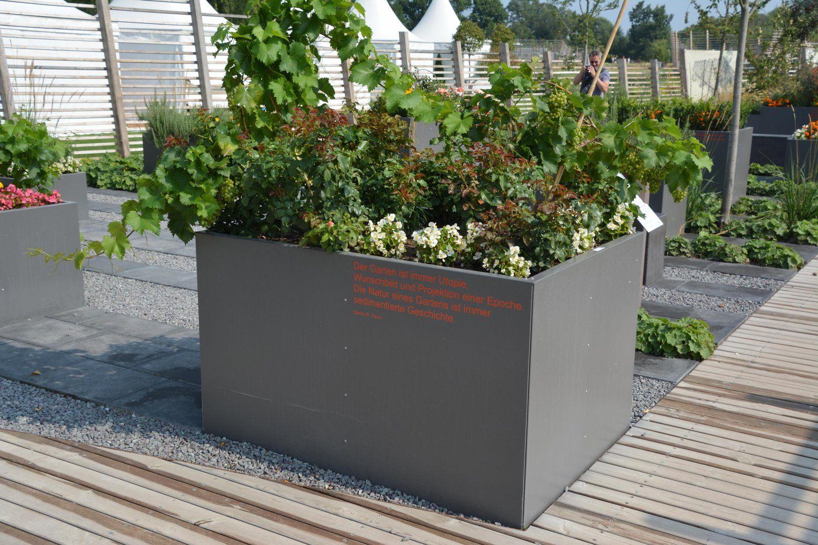 Hochbeet Urban Metall 0 3 X 0 3 M Hohe 0 5 M Beschichtet In 2020 Hochbeet Gartenboden Verzinktes Blech