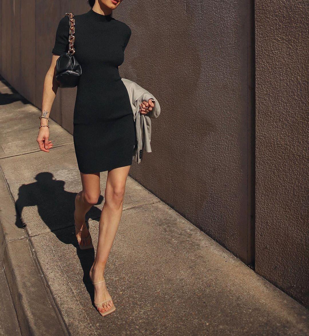 Petra On Instagram Little Black Ootd Love Basic Fashion Fashion Inspo Fashion Outfits [ 1176 x 1080 Pixel ]