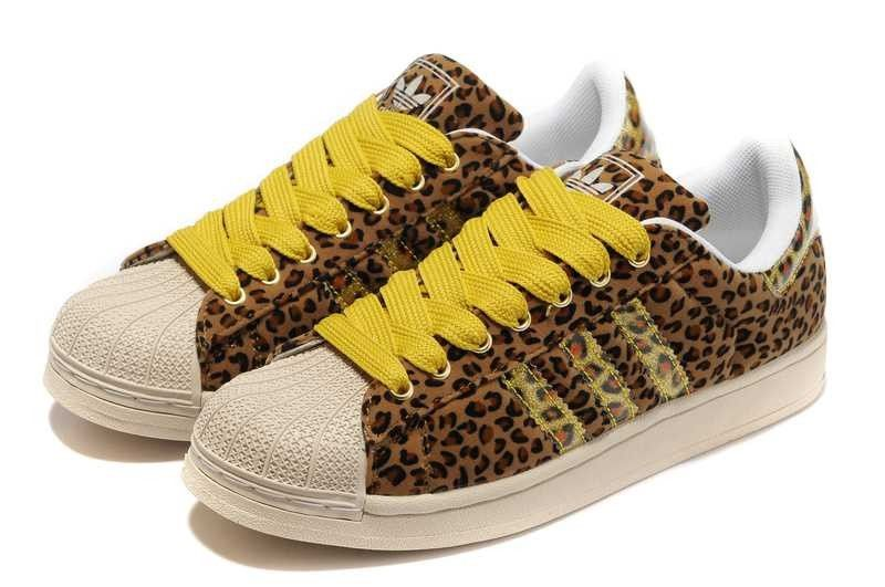 adidas superstar color jaune