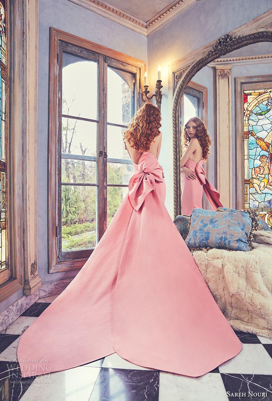 Sareh Nouri Spring 2018 Wedding Dresses   Peony, Wedding dress and ...