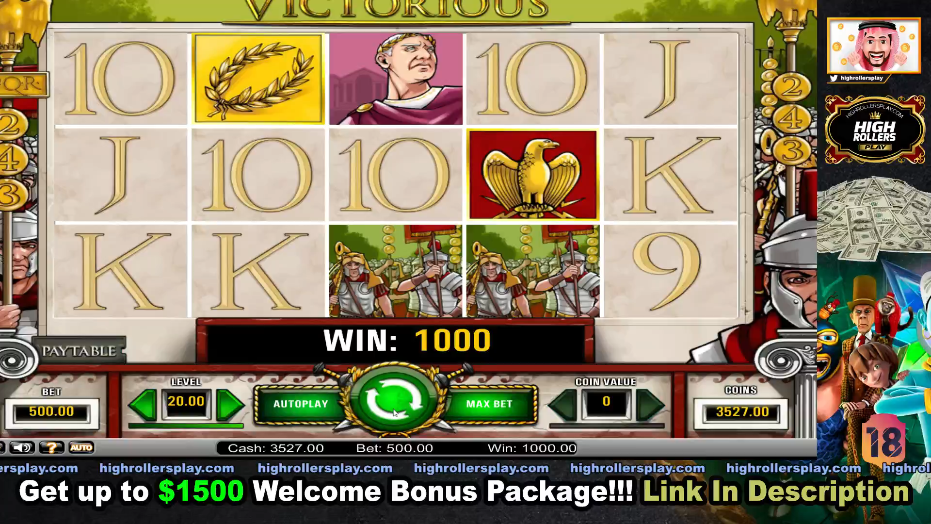 online casino that uses ideal