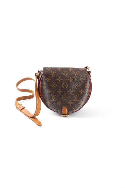 a0ccc644e6d6 Louis Vuitton Vintage Monogram Saddle Bag Louis Vuitton