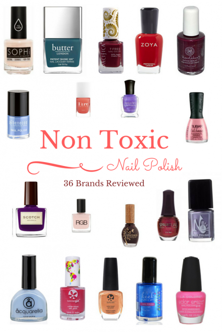 Non Toxic Nail Polish | Skin + Hair Care Recipes | Pinterest | Hair ...