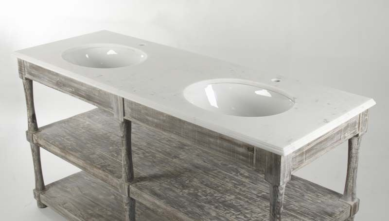 Houzz Contemporary Es Reclaimed Wood Vanity Design Ideas And Photos The Largest Salvage Converted To Beautiful Bathroom