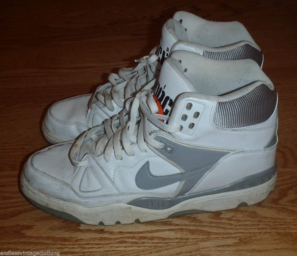 Vintage Nike Force Shoes Size 15 Air Basketball Dunk Jordan Retro | eBay