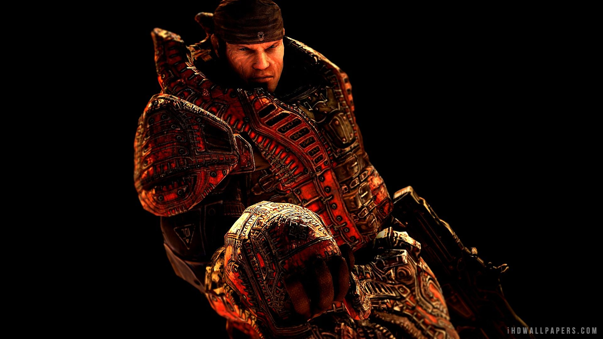 Group Of Gears Of War Wallpaper 1080p Phone