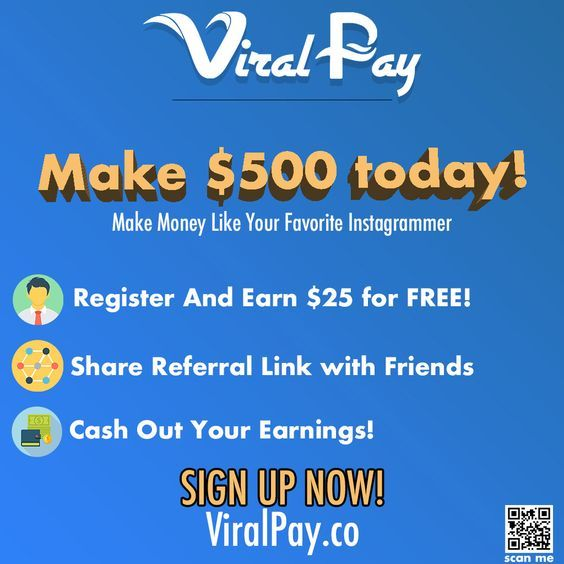 I M Inviting You To Join Viral Dollars A Site That Lets You Earn