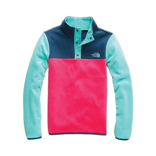 0410e789b Glacier 1/4 Snap Pullover in 2019   Products   The north face, North ...