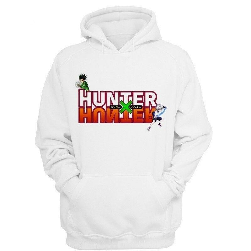 Hunter x hunter hoodie for men fashion clothing shoes
