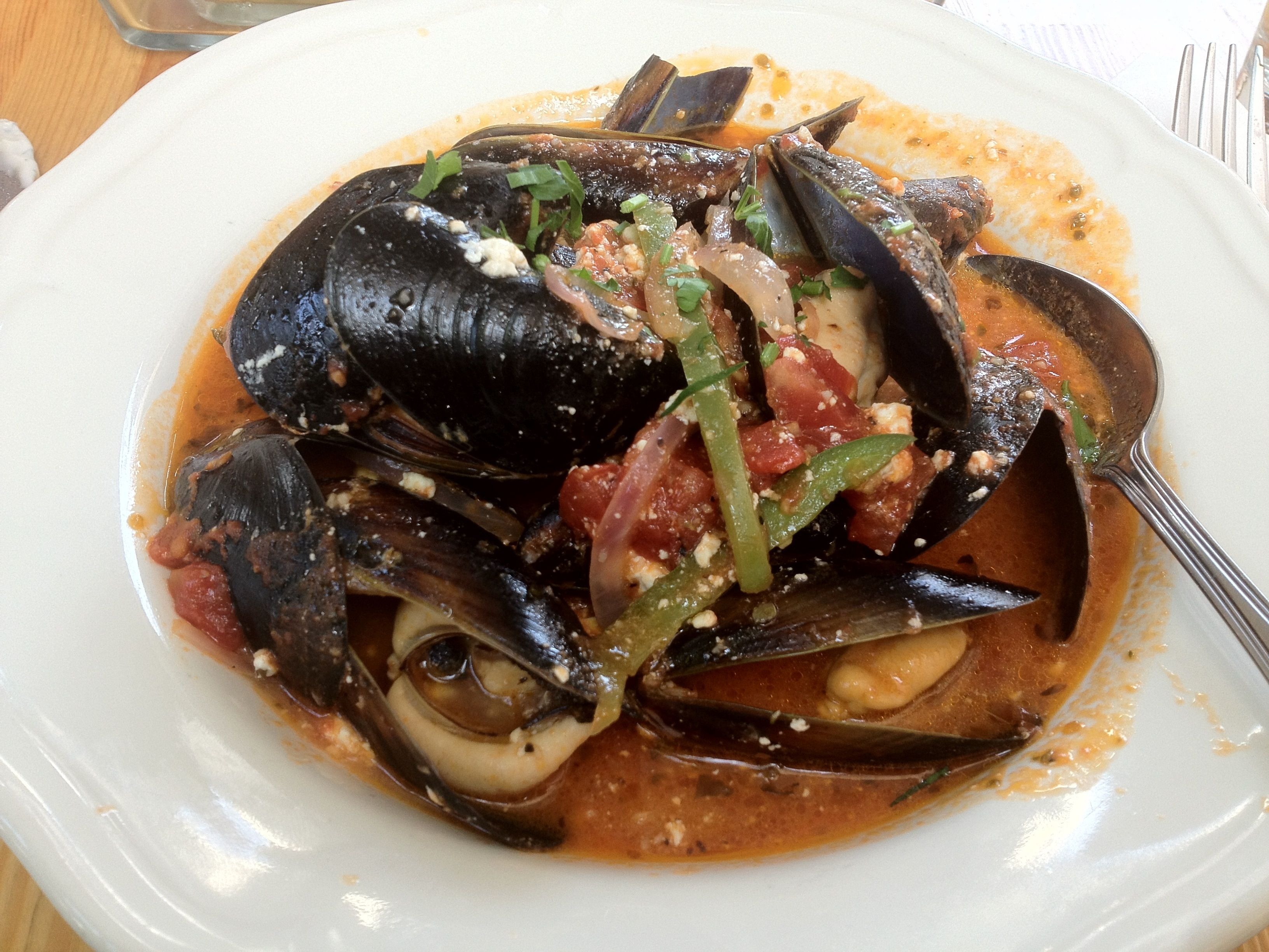 The #Cioppino an #Italian #American # #fish #stew originated in the #SanFranciscoBay #area