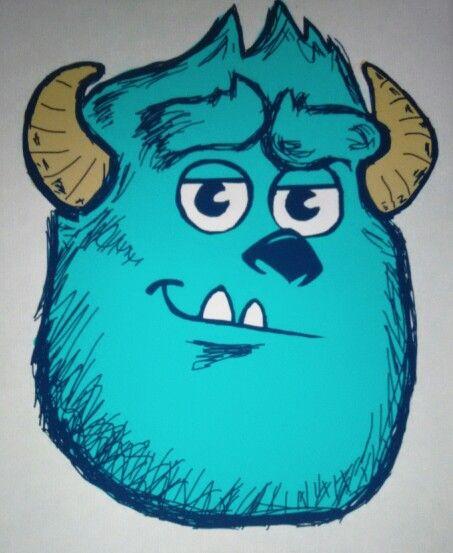 Sullivan Monsters Inc Dibujos Perros Memes