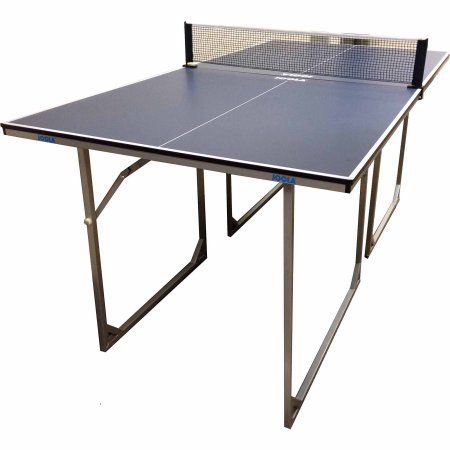 Sports Outdoors Table Tennis Compact Storage Standing Table