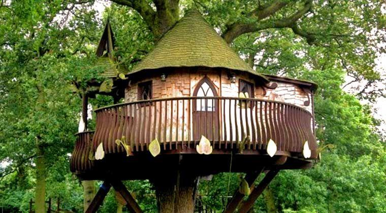 house cool tree house ideas - Cool Kids Tree House