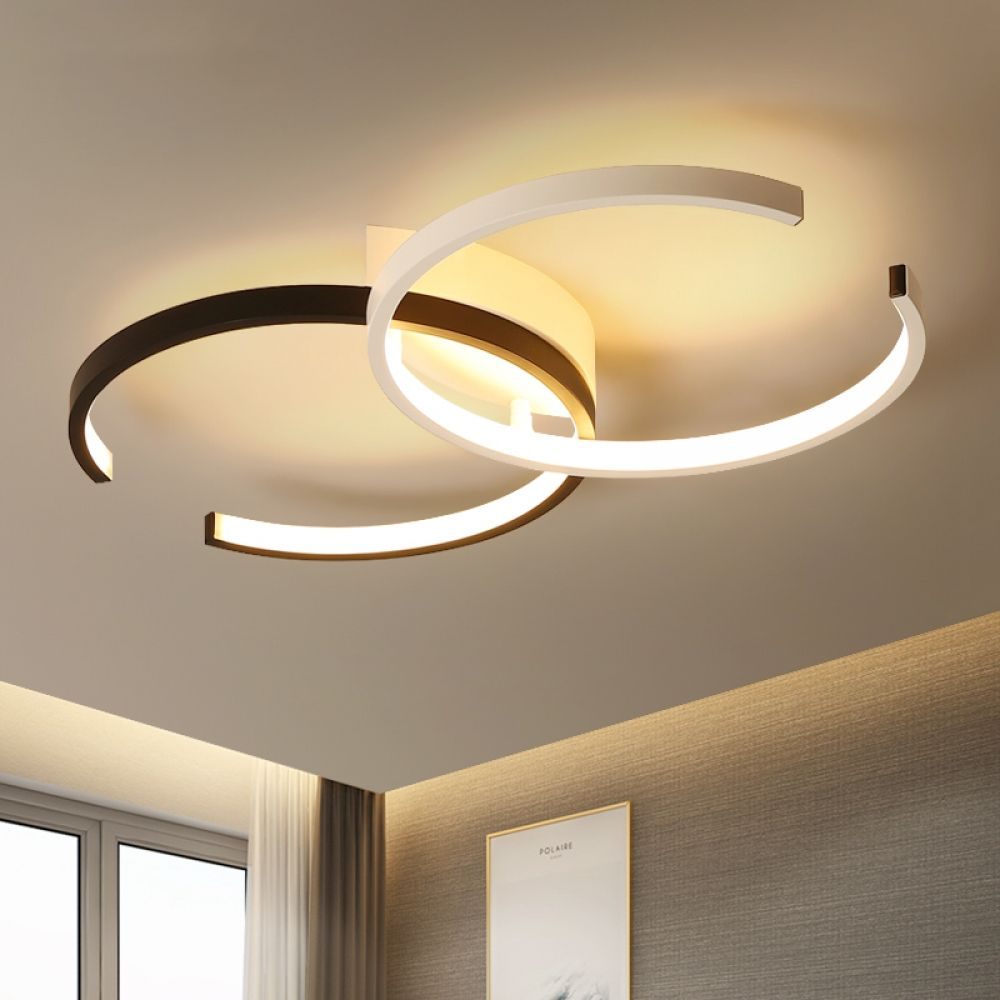 Art Deco Style Led Light Myshophome Bedroom Ceiling Light Led Lighting Bedroom Ceiling Lights