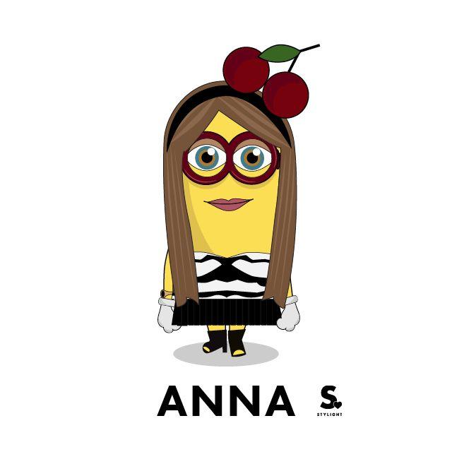 Anna Stylight Minionistas