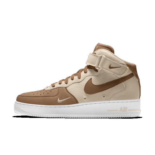 Calzado para hombre Nike Air Force 1 Mid Premium iD ...
