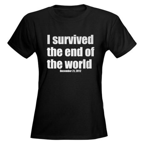 If we survive....