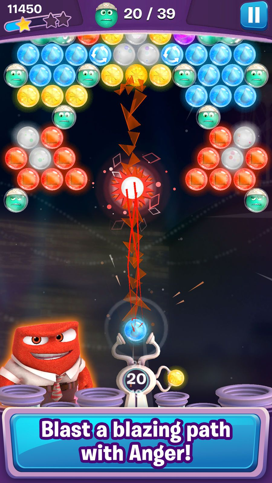 Inside Out Thought Bubbles EntertainmentArcadeappsios