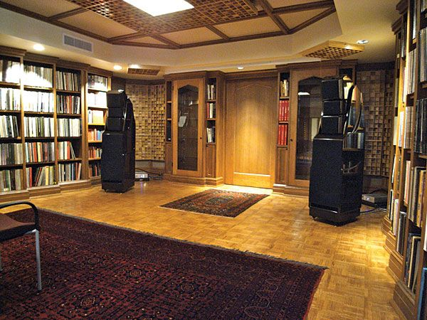 listening room - Google Search | Hi Fi | Audio room ...