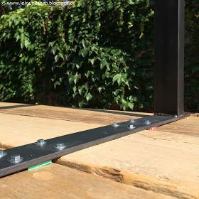 Upcycling DIY Tisch aus alten Gerüstdielen in 2020 (mit