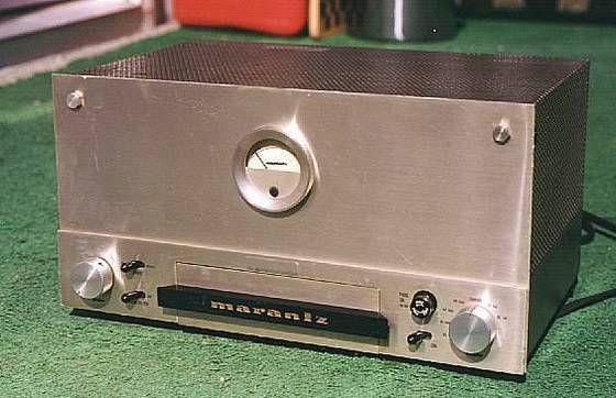 Marantz Model 9 Power Amp Audio
