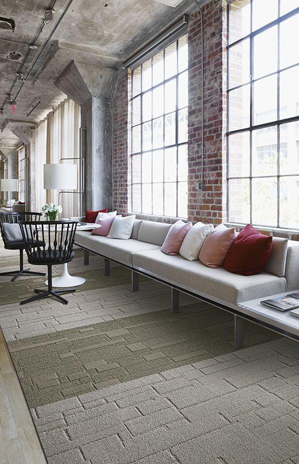 Carpet Tile Ideas interface | modular carpet tile | equal measure | em552 park