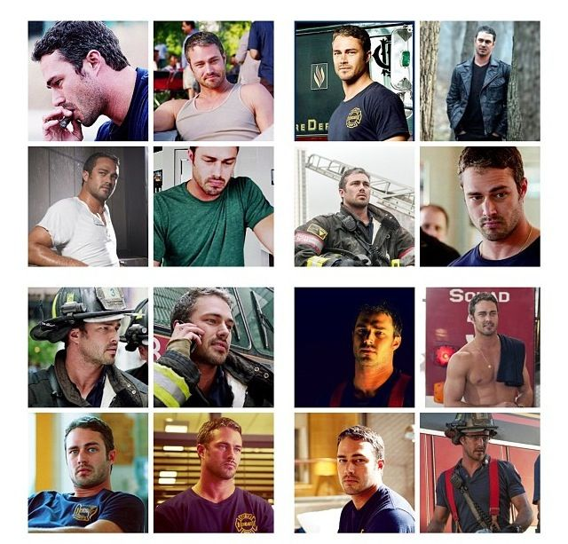 Kelly Severide from Chicago Fire