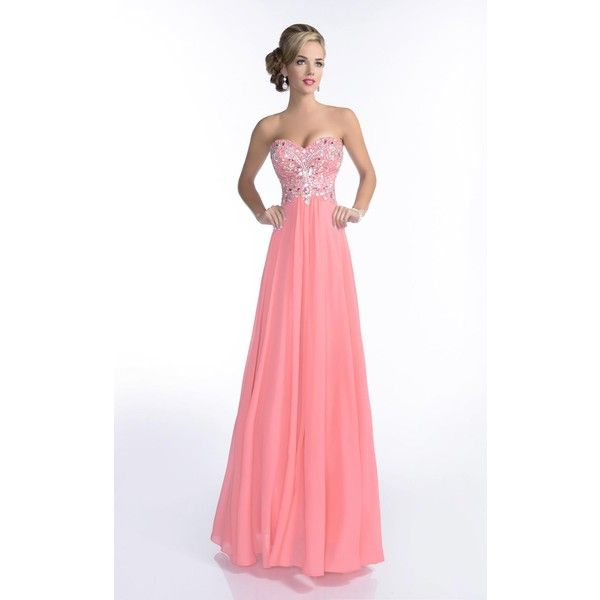 Envious Couture 16214 Prom Long Dress Long Strapless Sleeveless ...