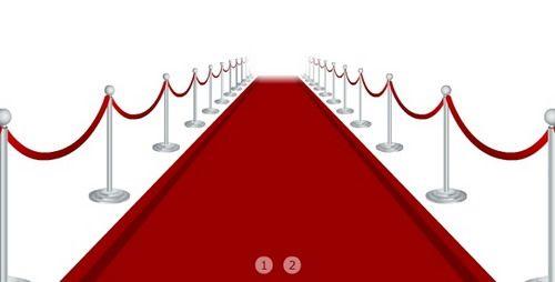 Red Carpet Invitations Templates Free