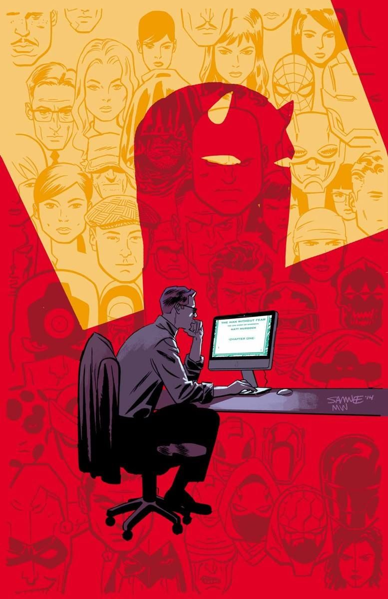 Daredevil #15.1 by Chris Samnee *