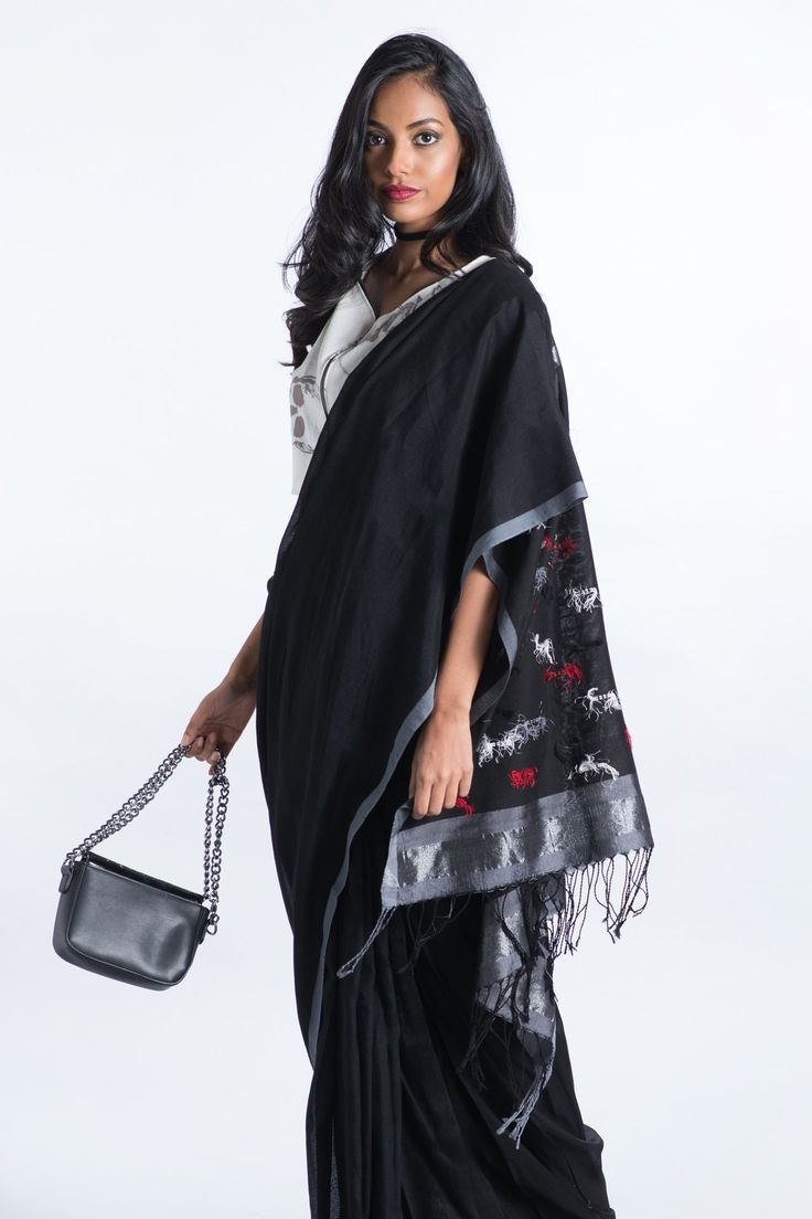 Modern saree models  designer blouse images that will blow your mind  panache