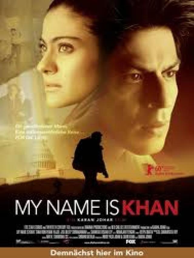 Mi Nombre Es Khan Mi Nombre Es Khan Ver Peliculas Gratis Carteles De Películas