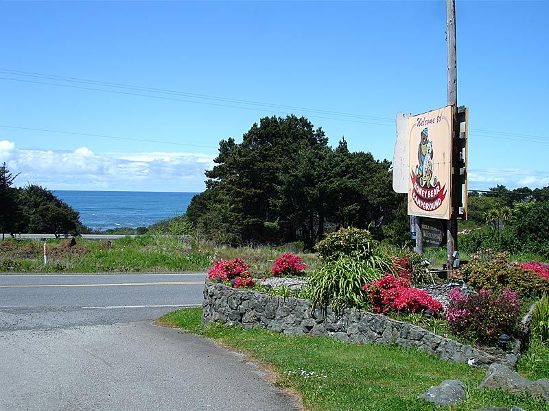 Home Honey Bear Campground And Rv Resort Gold Beach Oregon Rv Parks And Campgrounds Pacific Coast Highway Road Trip