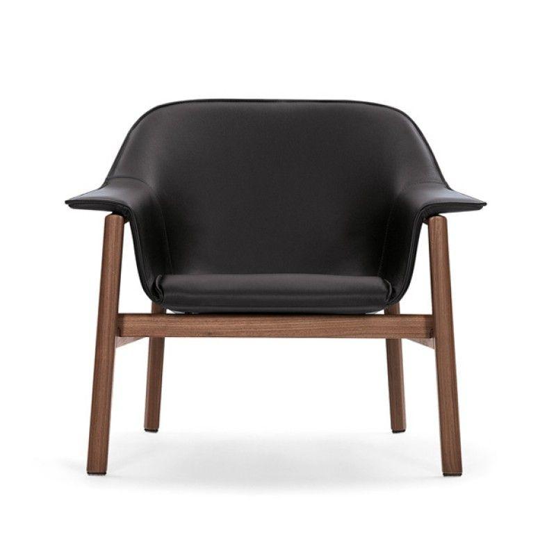 Sedan Lounger By Neri Hu For Classicon 2013 Chair Walnut
