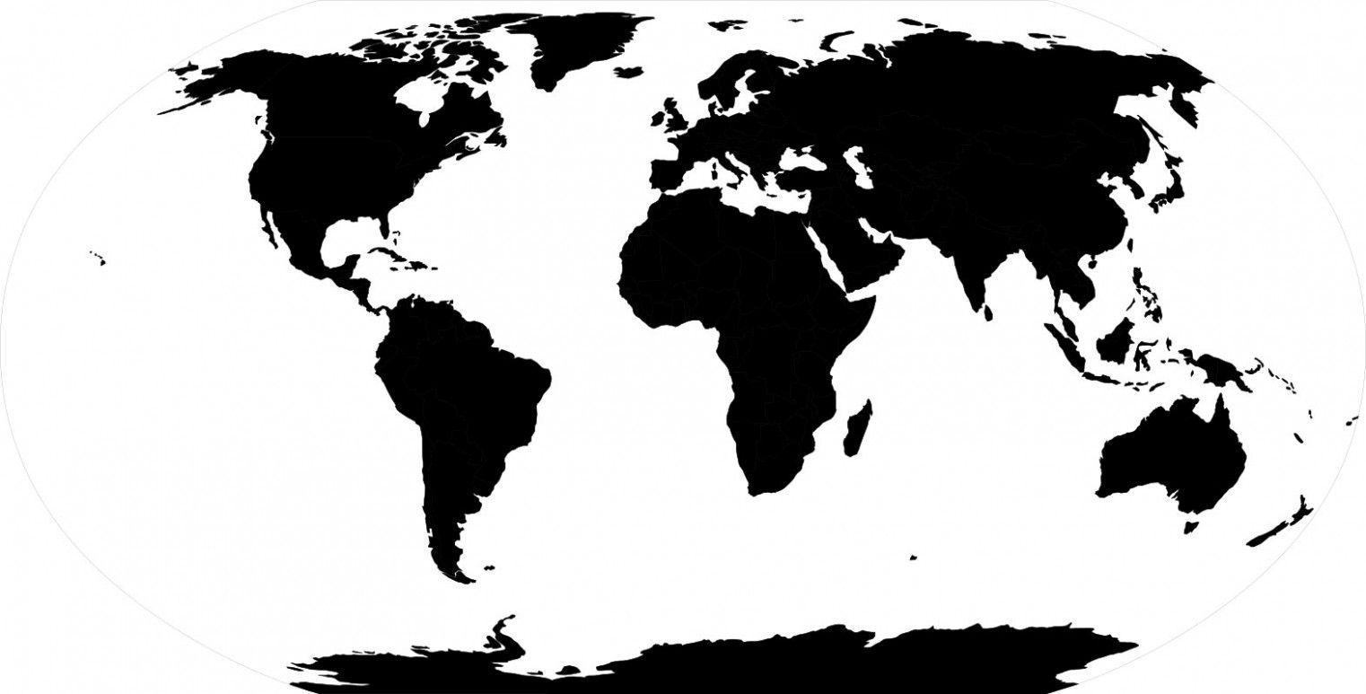 Weltkarte Umrisse Zum Ausdrucken Archives Kinderbilder Mit