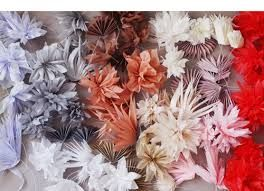 confetti system paper flowers