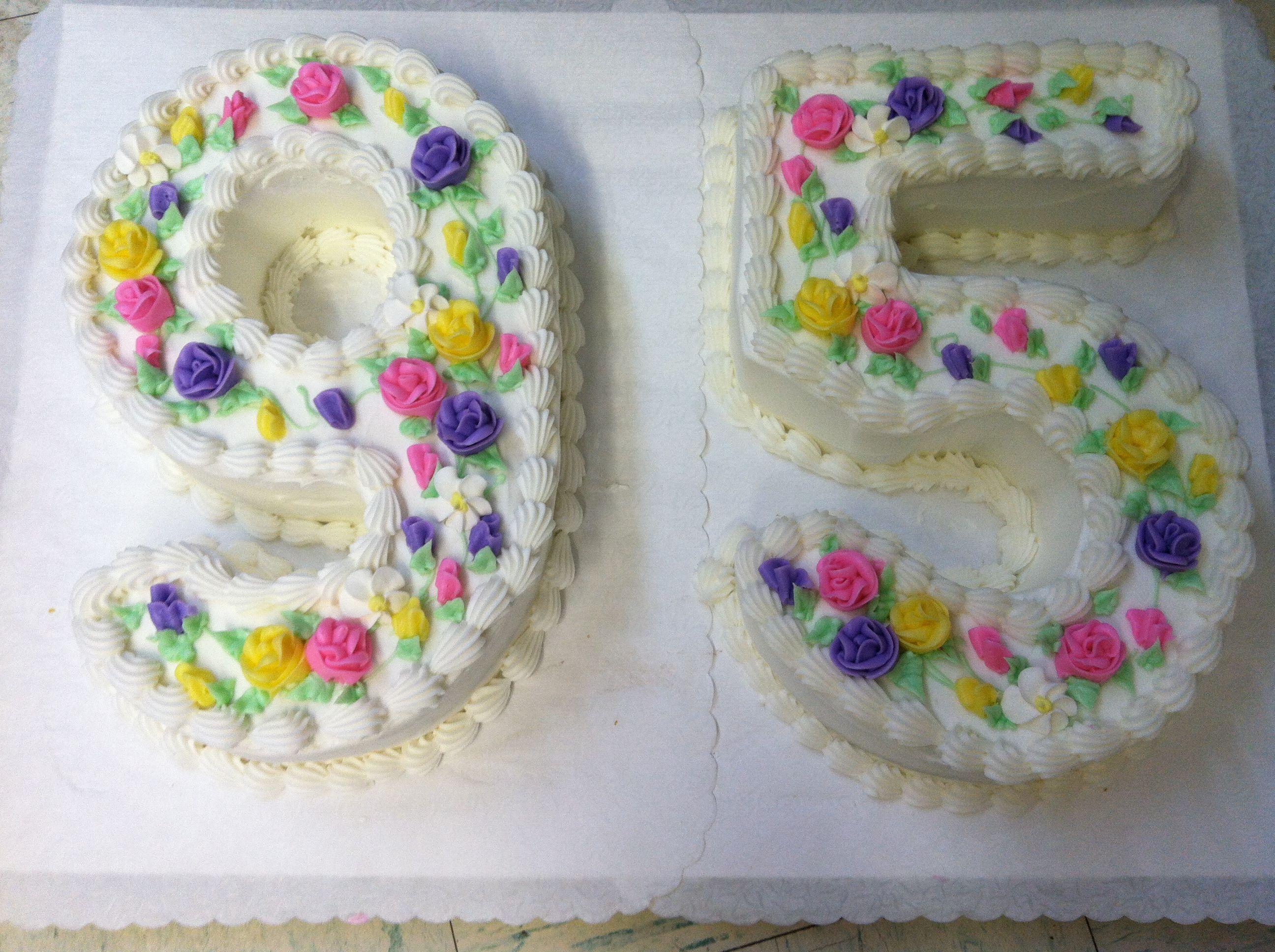 95 Birthday Cake With Images 7th Birthday Cakes 95 Birthday