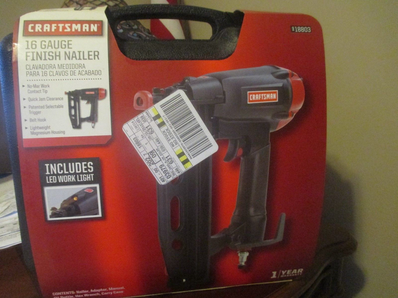 Famous Craftsman Framing Nailer Mold - Picture Frame Ideas ...