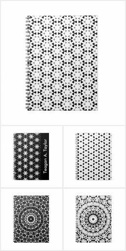 Black and White Stationary