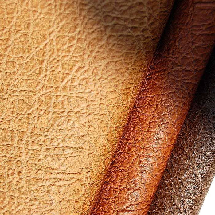 Mudhide Textured Indoor Outdoor Faux Leather For Upholstery