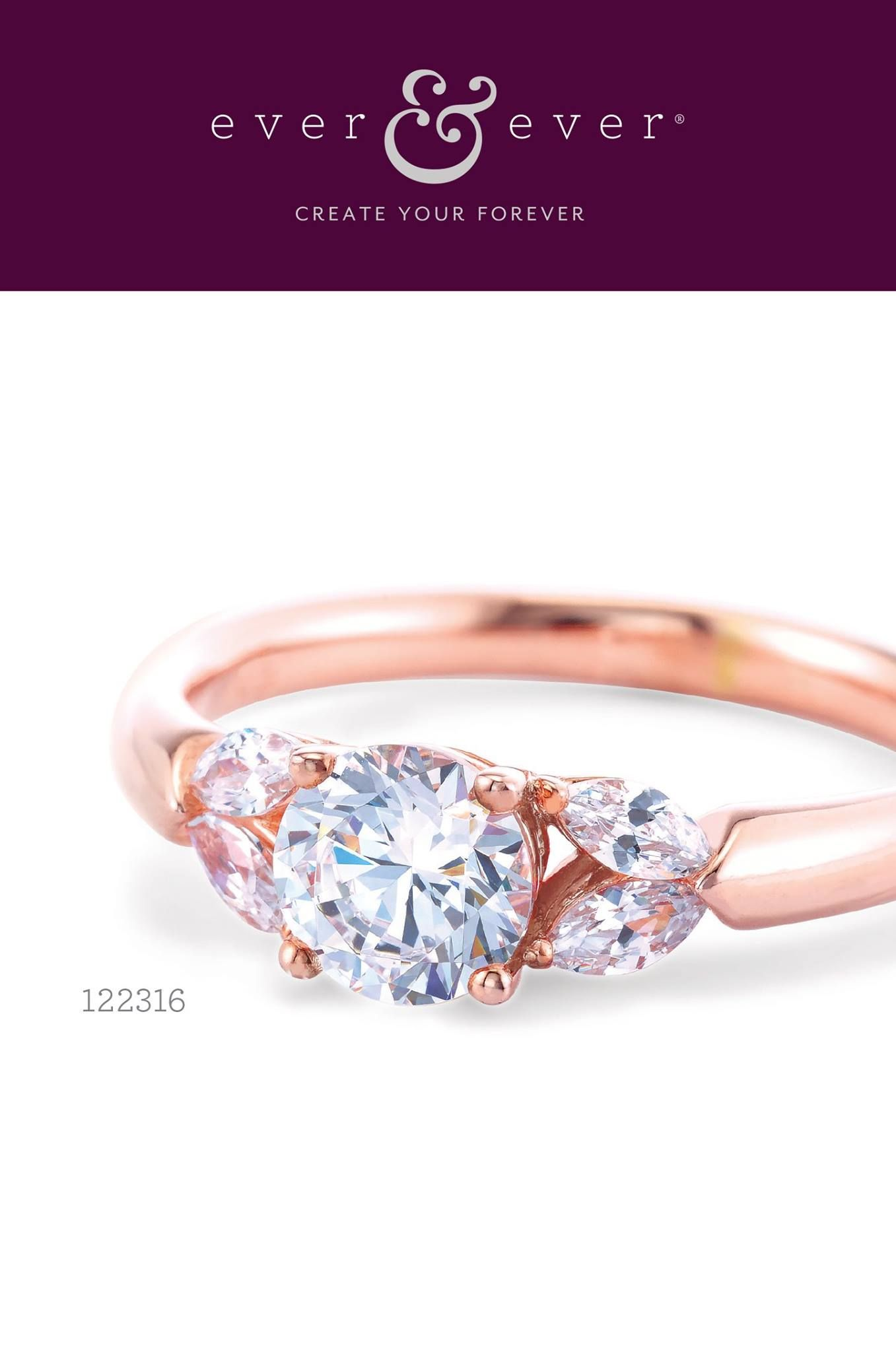 Create a ring as unique as your love! Click through to get