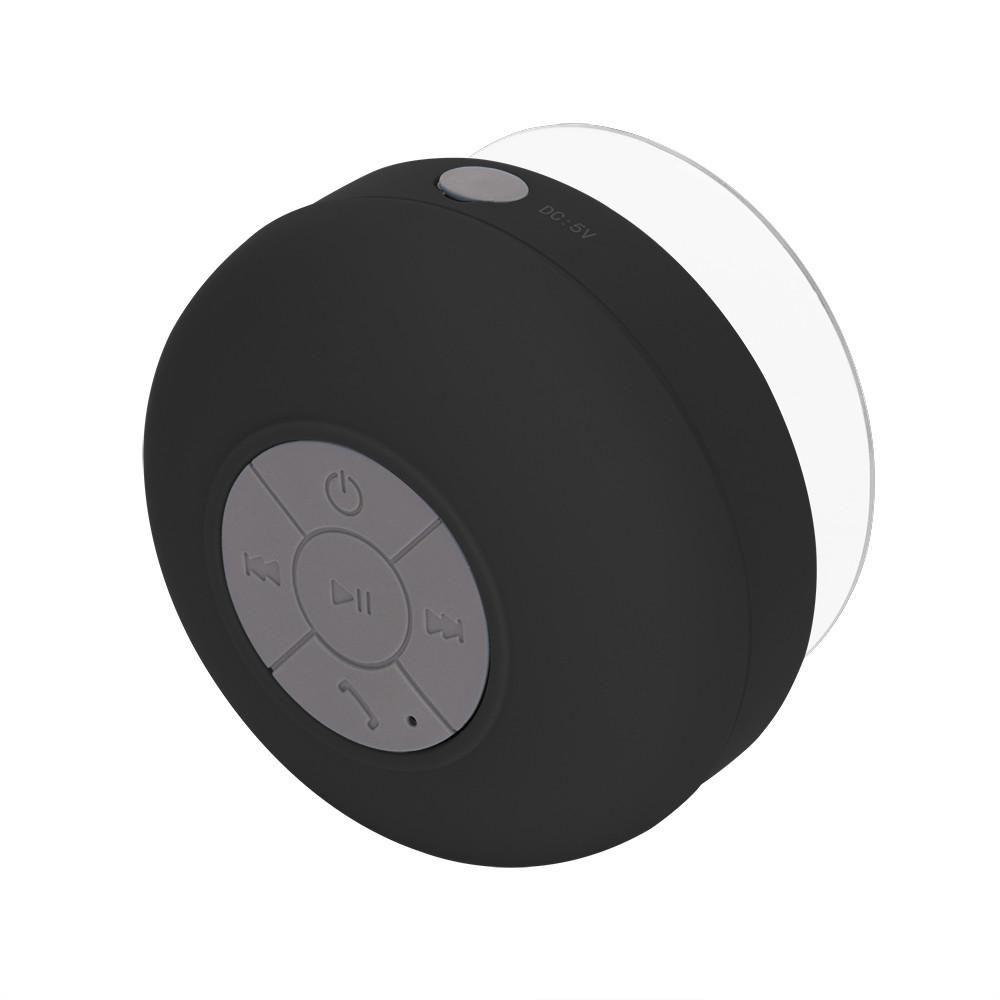 Fornorm Bluetooth Speaker Portable Mini Wireless Waterproof Shower Speaker For Phone Mp3 Receiver Hand Free Car Speaker Waterproof Bluetooth Speaker Mini Bluetooth Speaker Mini Wireless Speaker