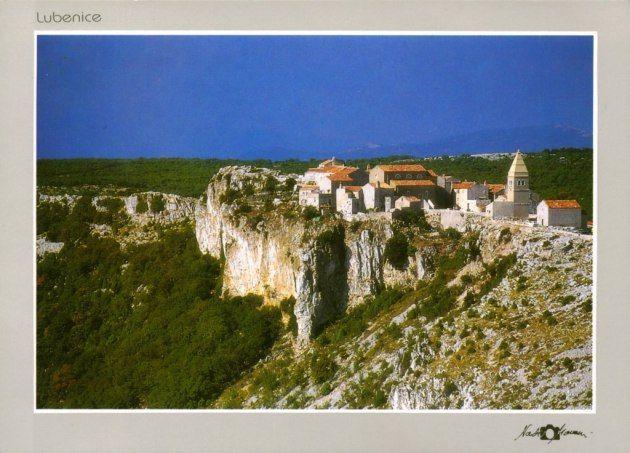 LUBENICE - Cres Island, Republic of Croatia