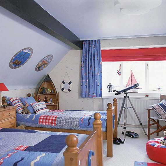 Charmant Decorating Boys Bedroom Design Ideas