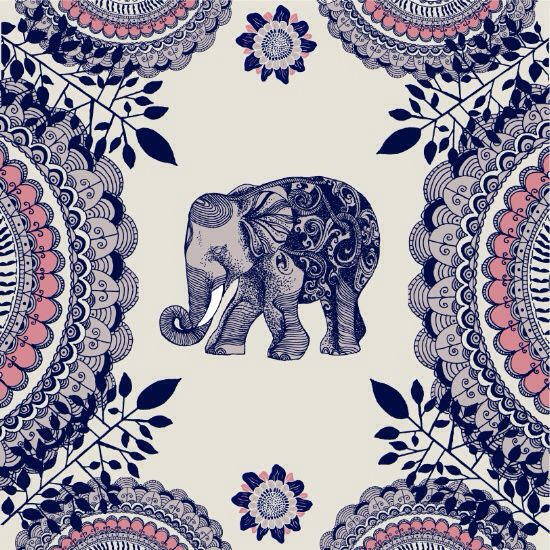 Pin by Kat Matthews on ELEPHANTS JUNK Pinterest Elephant wallpaper