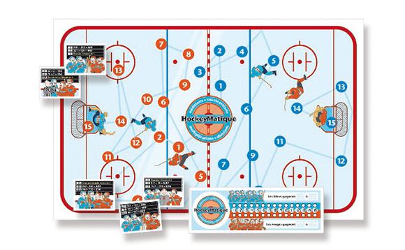 HockeyMatique