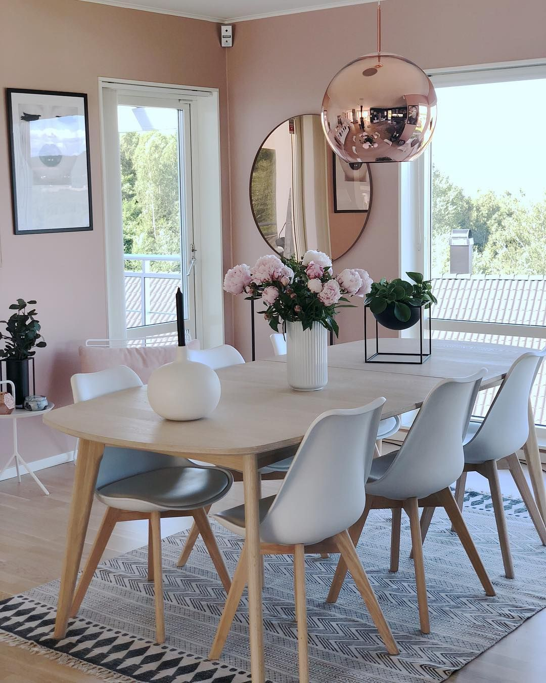 Casual Dining Rooms Decorating Ideas For A Soothing Interior: Pin By Jasmine Briggs On Home Decor Inspiration