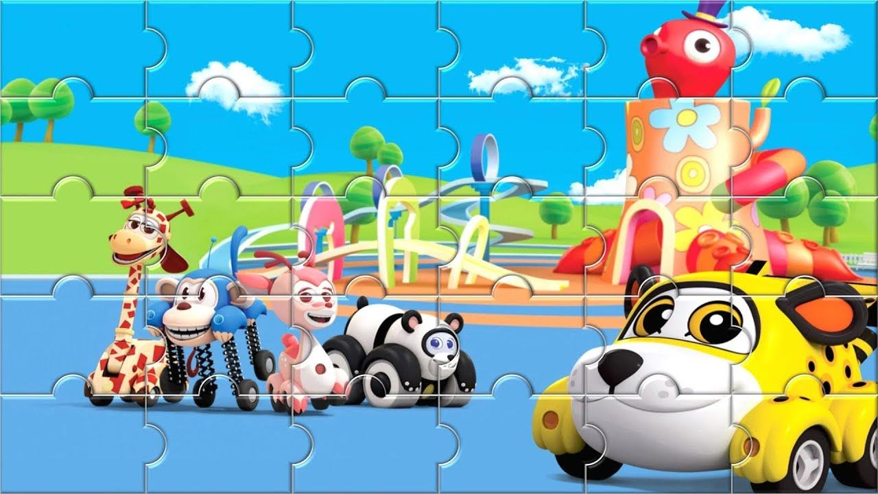 Jigsaw puzzle game for Children - Kids Jigsaw puzzle video - How to ...